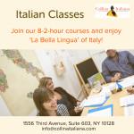 Italian Classes 8-2h